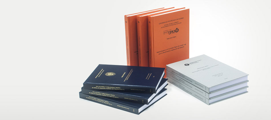Thesis/Dissertation Printing/Binding