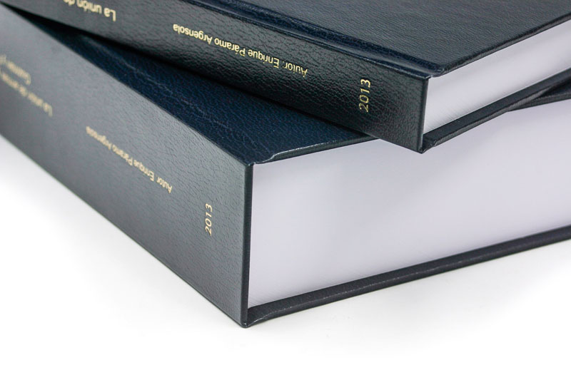 Chicago dissertation binding