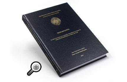 Dissertation bound